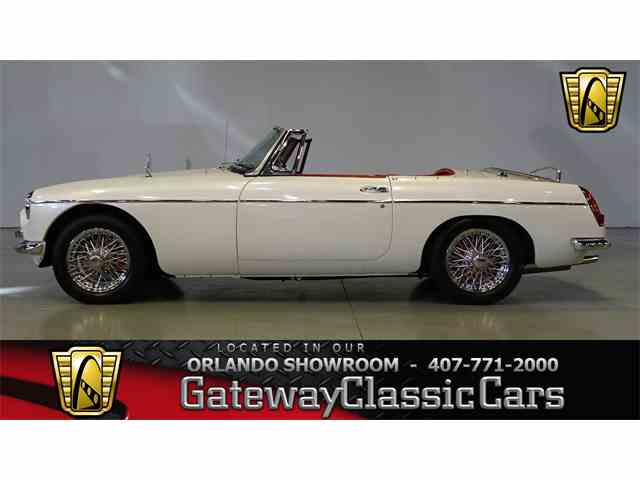 Picture of '65 MGB - MI92