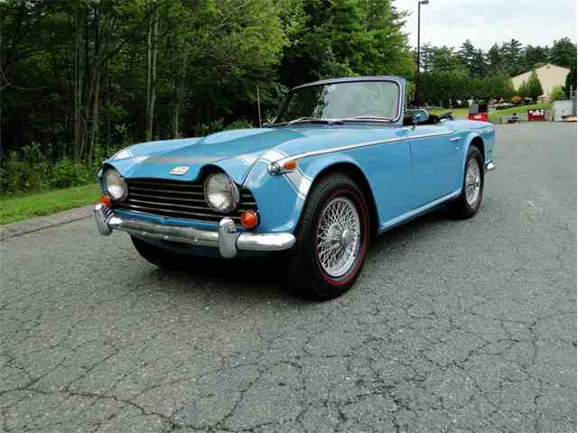 Picture of '68 TR250 - MOTL