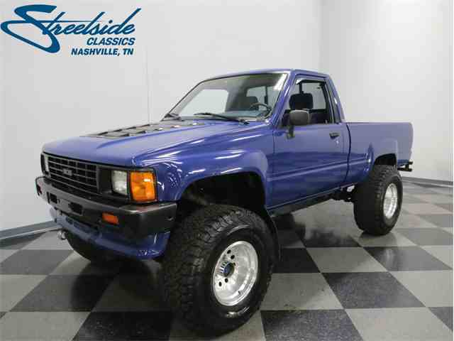 Picture of '86 Pickup - MOTY