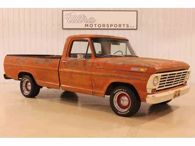 Picture of '67 F100 - MOU0