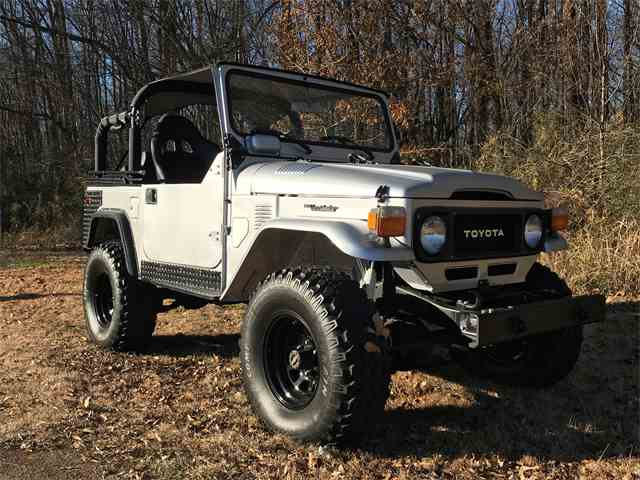 Picture of '79 Land Cruiser FJ - MOUI