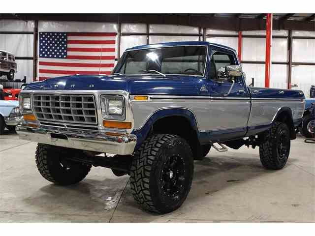 Picture of '79 F250 - MOUJ
