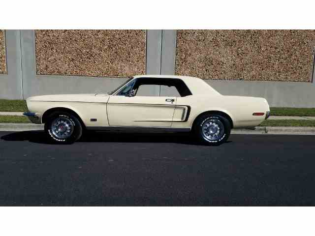 Picture of '68 Mustang - $39,900.00 Offered by Universal Auto Sales And Classic Cars - MIUO