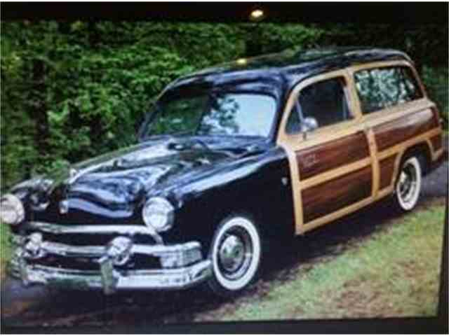 Picture of '51 Woody Wagon - MOUS