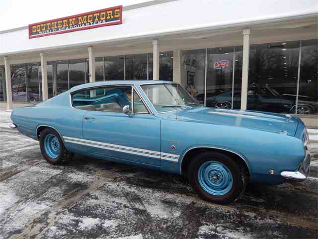 Picture of '68 Barracuda Offered by Southern Motors - MOUX