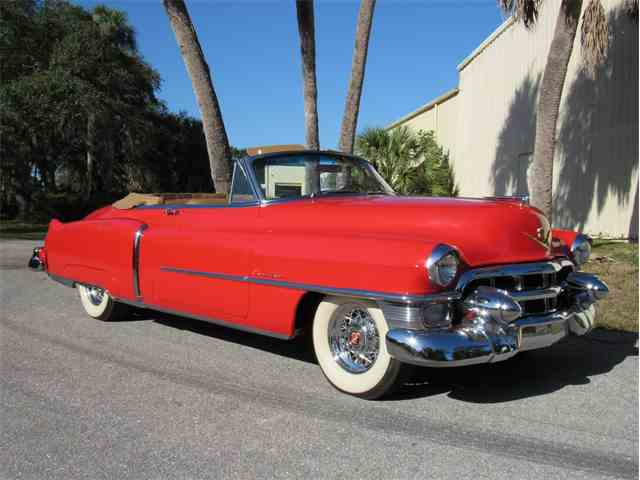 Picture of '53 Convertible - MOVY