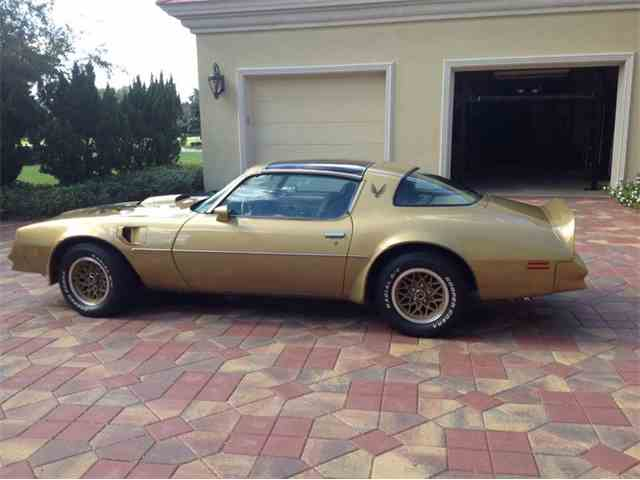 Picture of '78 Firebird Trans Am - MOVZ