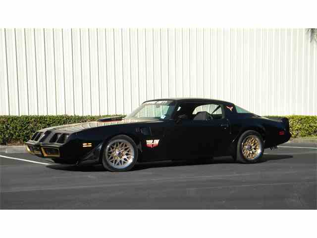 Picture of '80 Pontiac Firebird Trans Am located in FLORIDA - MOW1