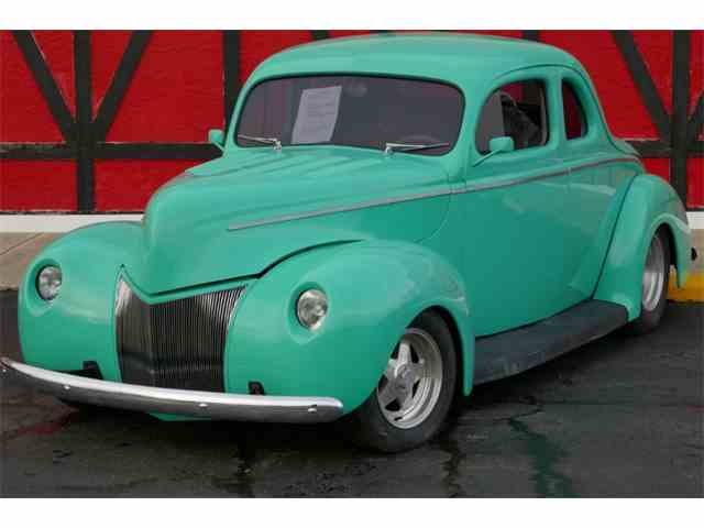 Picture of '40 Coupe - MOW9