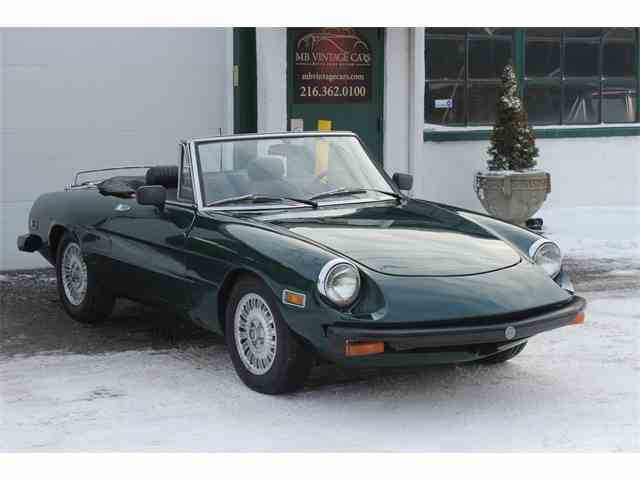 Picture of '76 2000 Spider Veloce - MOWO