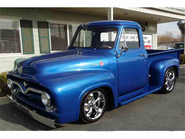 Picture of '56 F100 - MOWR