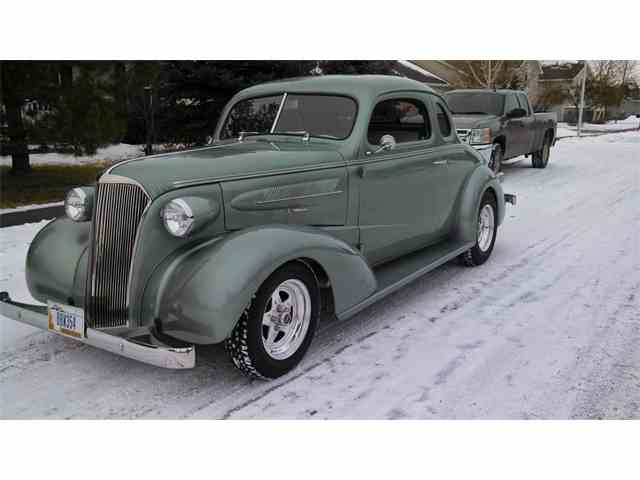 1937 Chevrolet Deluxe Business Coupe