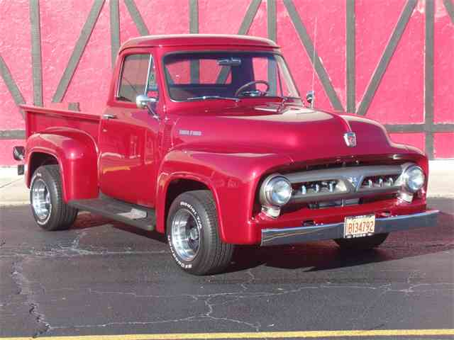 Picture of '53 F100 - MOX4