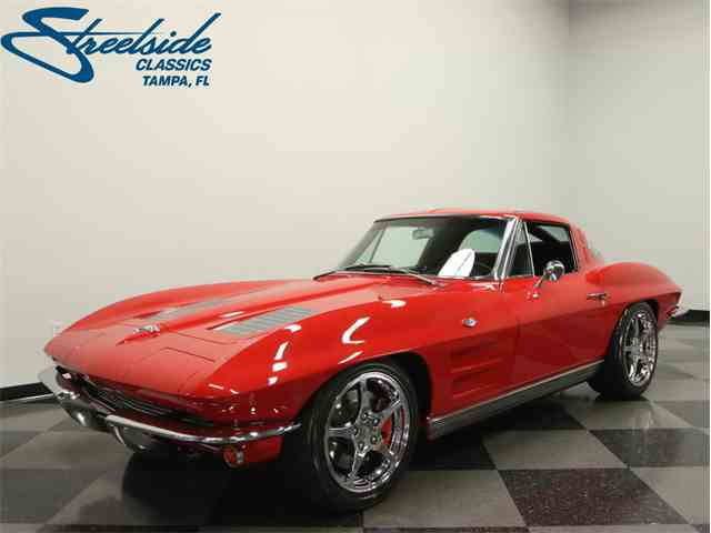 Picture of Classic 1963 Chevrolet Corvette - $179,995.00 Offered by Streetside Classics - Tampa - MOXM
