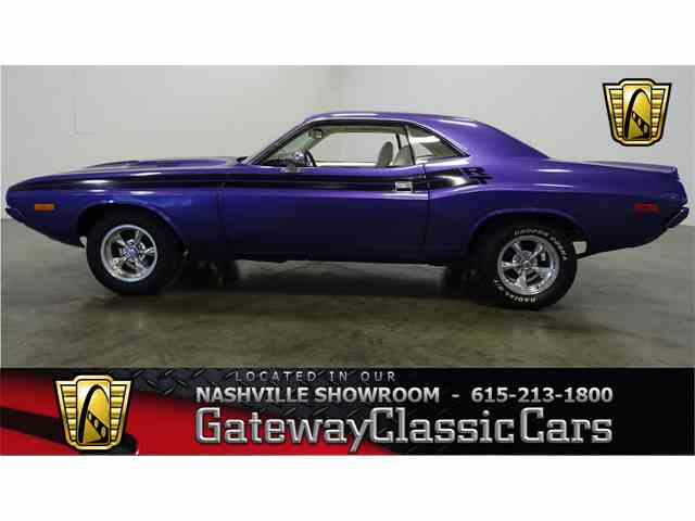 Picture of '72 Challenger - MOXY