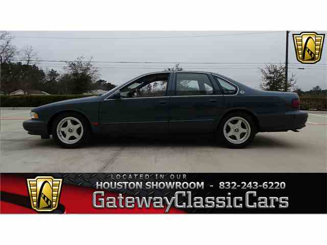 Picture of '96 Impala - MOZ5