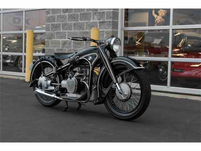 Picture of '39 Motorcycle - MOZ6