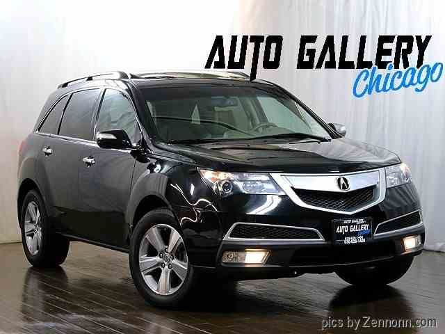 Picture of '10 MDX - MOZO