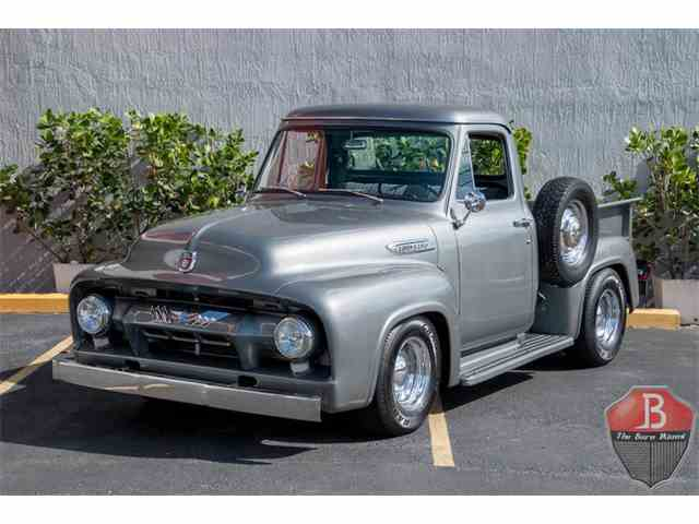 Picture of '54 F100 - MP0L
