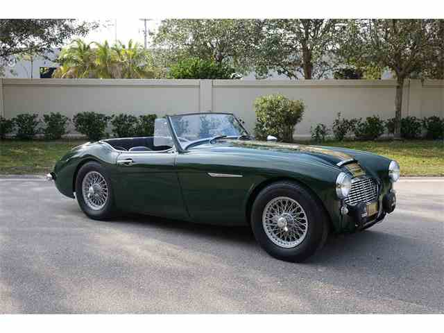 Picture of Classic 1960 Austin-Healey 3000 located in Florida - MP0U