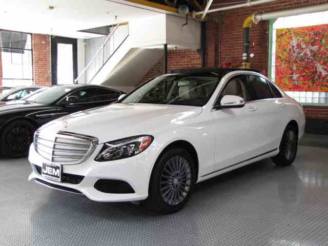 Picture of '15 C-Class - MP1A
