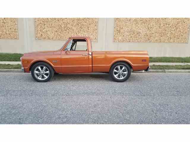 Picture of Classic '69 Chevrolet C/K 10 - $27,500.00 Offered by Universal Auto Sales And Classic Cars - MIVD