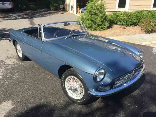 Picture of '67 MGB located in Maryland Offered by a Private Seller - MP1U