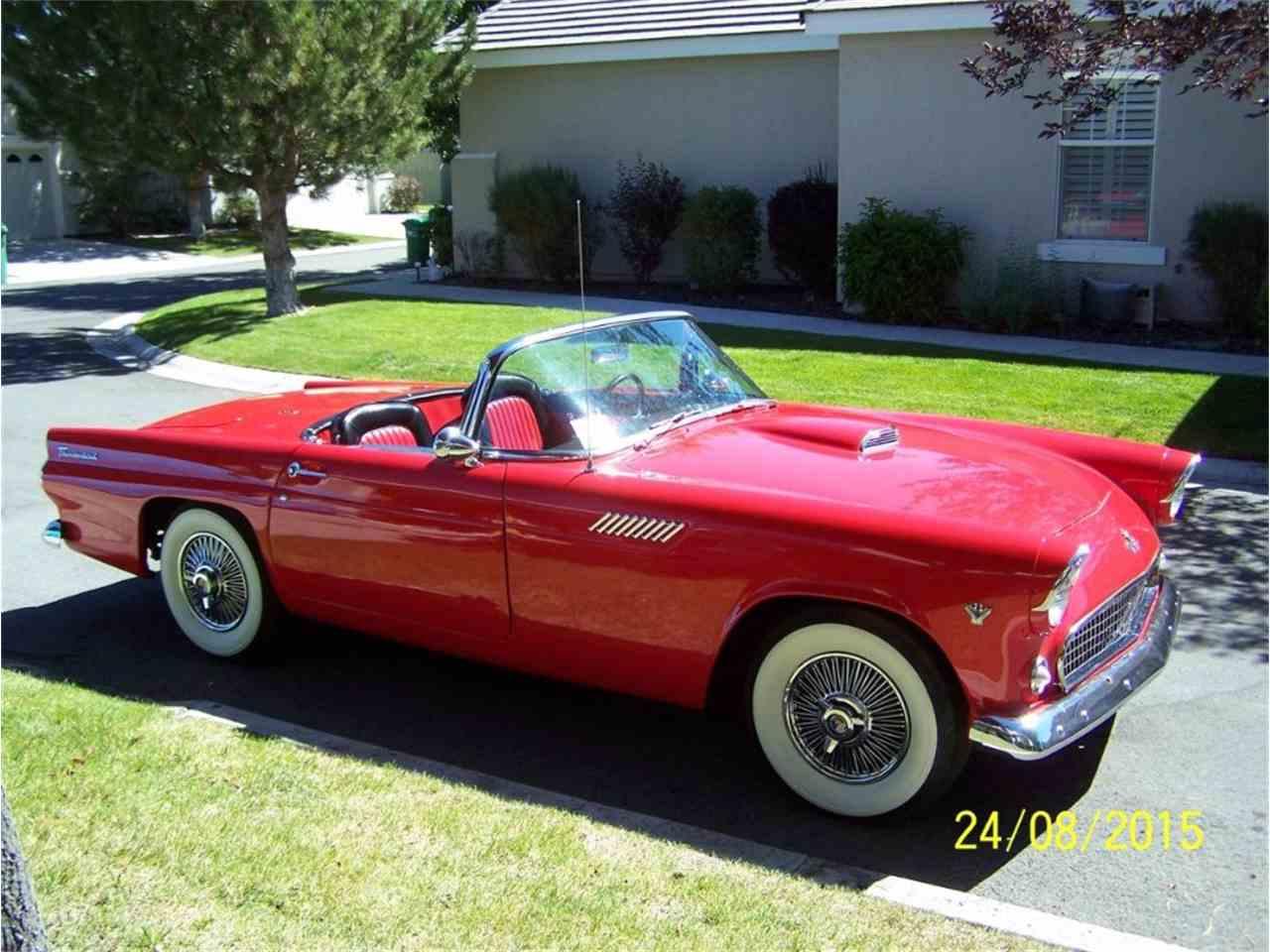 1955 Ford Thunderbird for Sale | ClassicCars.com | CC-1058902