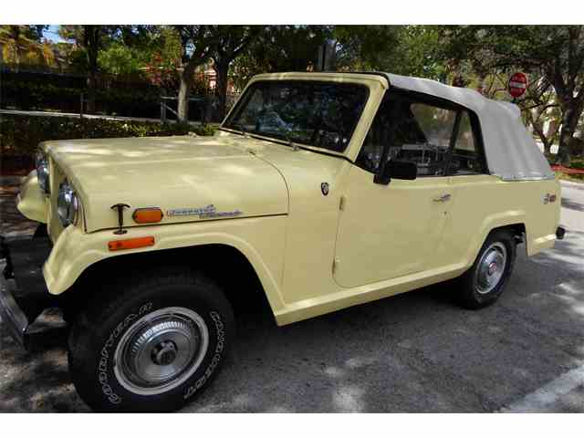 Picture of '69 Jeepster - MP25