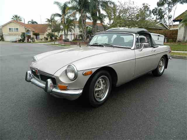 Picture of '73 MGB - MP2P