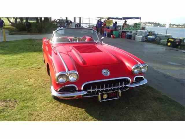 Picture of '58 Corvette - MP2Q