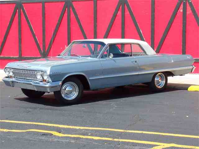 Picture of '63 Impala - MP2W