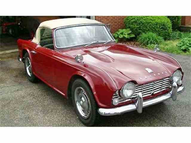 Picture of '65 TR4 - MP33