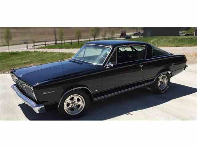 Picture of '66 Barracuda - MP35