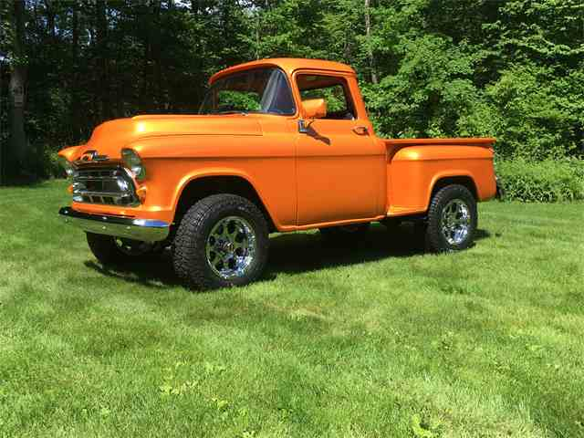 Picture of Classic '57 Chevrolet 3100 Offered by a Private Seller - MP3G