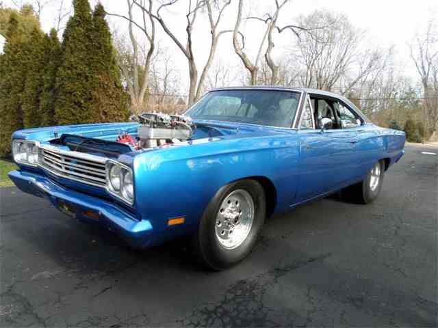 Picture of '69 Road Runner - MP3Z