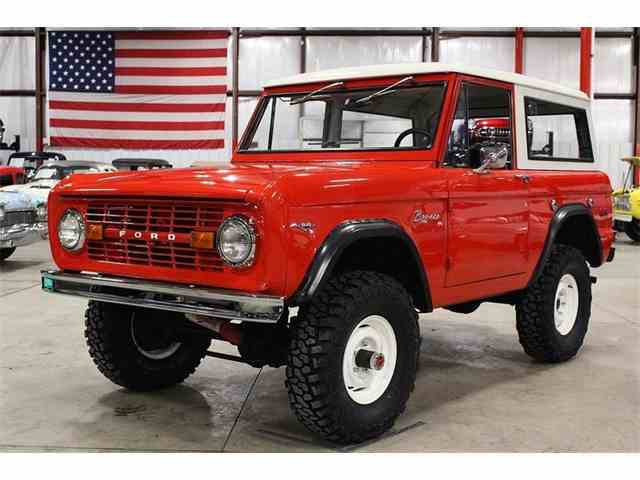 Picture of '76 Bronco - MP47