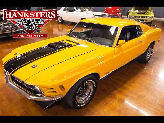 Picture of '70 Mustang - MP4A