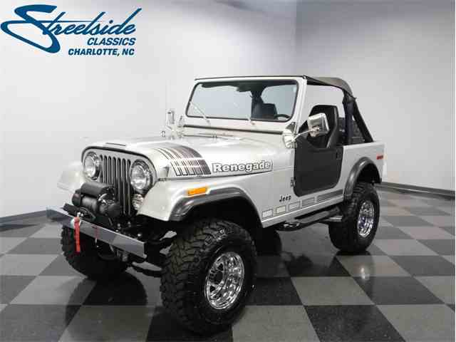 Picture of '79 CJ7 - MP4P