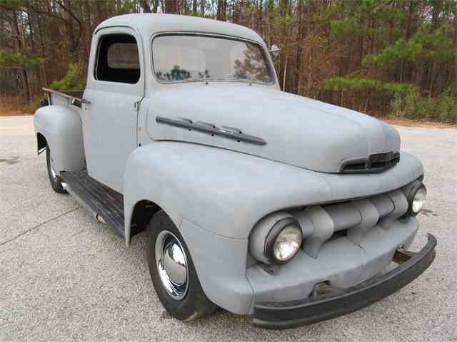 Picture of Classic 1951 Ford F1 - $11,900.00 Offered by Peachtree Classic Cars - MIVQ