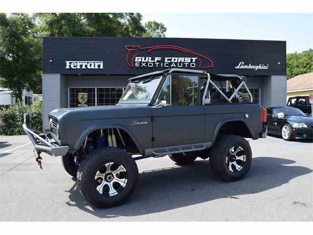 Picture of '76 Bronco - MP5J
