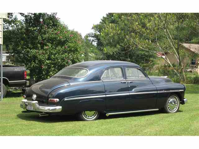 1950 to 1959 vehicles for sale on for 1950 mercury 4 door sedan