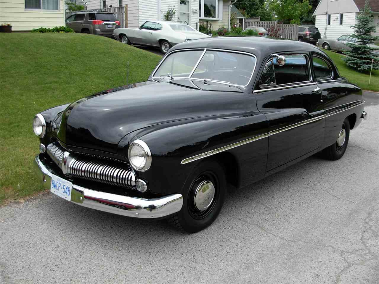 1949 Mercury Monarch For Sale Cc 1050905