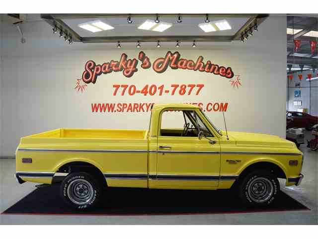 Picture of 1969 C/K 10 - $28,900.00 Offered by Sparky's Machines - MIVY