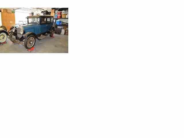 Picture of 1926 Model 6 Sedan located in Arizona - $9,999.00 Offered by Arizona Classics - MP83