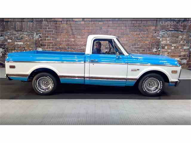 Picture of '72 C10 - MP8R