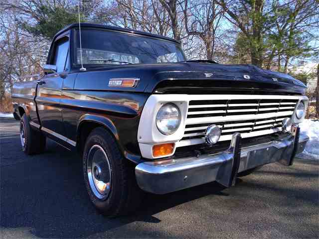 Picture of '68 F100 - MIW5