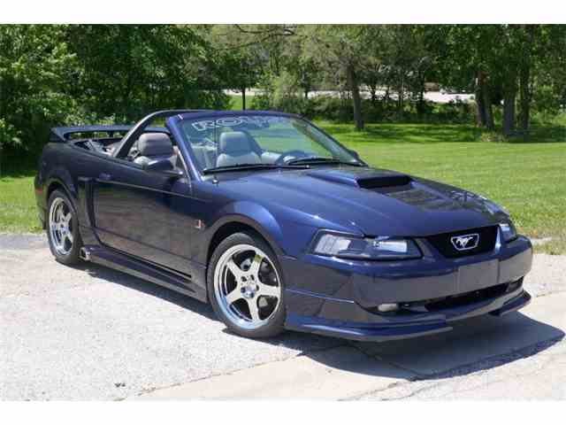 Picture of '01 Mustang - MP9M