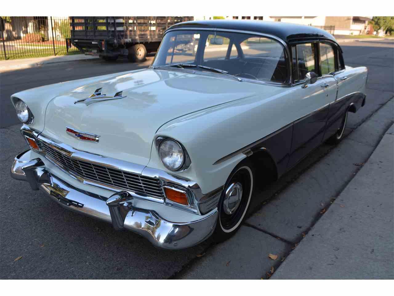 Visalia Car Dealers >> 1956 Chevrolet 210 for Sale | ClassicCars.com | CC-1050919