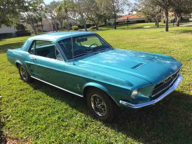 Picture of '67 Mustang - MPA2